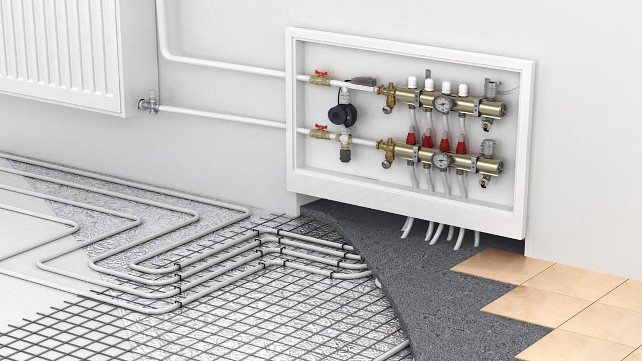 سیستم های تاسیسات گرمایشی